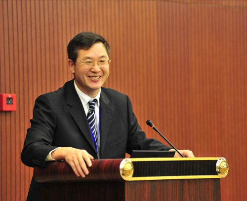 President Yaxiang YUAN was elected as chairman of ICIAM.